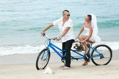 Tropisch huwelijk Royalty-vrije Stock Foto