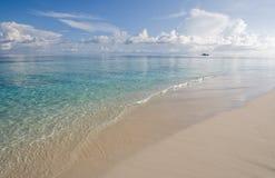 Tropisch landschap royalty-vrije stock fotografie