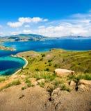 Tropisch landschap Indonesië stock fotografie