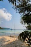 Tropisch landschap van Koh Kood Royalty-vrije Stock Fotografie
