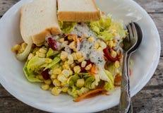 Tropisch Ontbijt. Stock Afbeeldingen