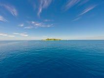 Tropisch paradijseiland Royalty-vrije Stock Fotografie