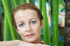 Tropisch portret Royalty-vrije Stock Foto