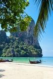 Tropisch strand Stock Foto's