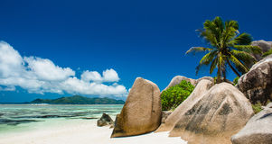 Tropisch strand Stock Afbeeldingen
