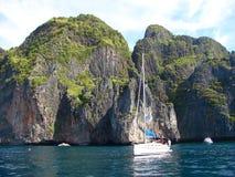 Tropisch strand, Andaman Overzees, Thailand royalty-vrije stock foto