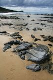 Tropisch Strand - Eiland Fraser Royalty-vrije Stock Foto's