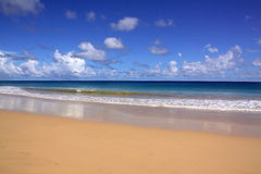 Tropisch strand Fernando de Noronha 2 Royalty-vrije Stock Fotografie