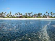 Tropisch strand - Langkawi Royalty-vrije Stock Afbeeldingen