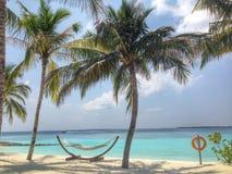Tropisch strand - Langkawi royalty-vrije stock afbeelding