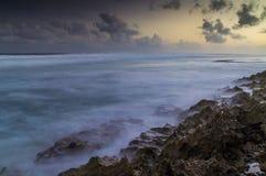 Tropisch strand, Sri Lanka Stock Fotografie