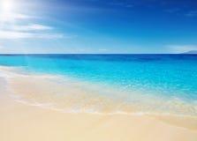 Tropisch strand Thailand Stock Foto's