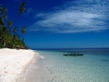 Tropisch strandparadijs Royalty-vrije Stock Afbeeldingen
