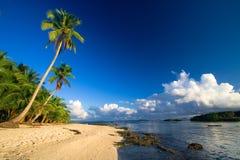 Tropisch strandparadijs Royalty-vrije Stock Afbeelding