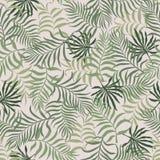 Tropische achtergrond met palmbladen Naadloos BloemenPatroon S Royalty-vrije Stock Foto