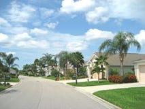Tropische amerikanische Straße 5 Stockfoto