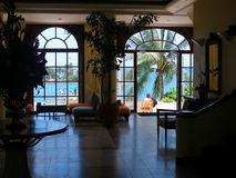 Tropische Ansicht Stockbilder