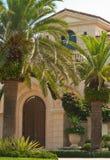 Tropische Architectuur 2 royalty-vrije stock afbeelding
