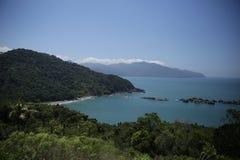 Tropische Baai Ilhabela royalty-vrije stock fotografie