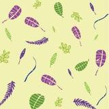 Tropische Blätter 3 Stockfotografie