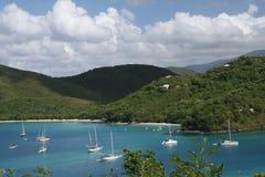 Tropische Bucht Stockfotos