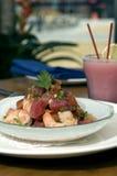 Tropische Ceviche 3 stock afbeeldingen