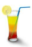 Tropische cocktail Royalty-vrije Stock Fotografie