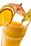 Tropische cocktail royalty-vrije stock foto