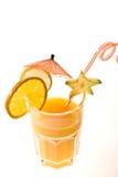Tropische cocktail royalty-vrije stock afbeelding