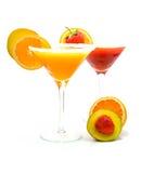Tropische Cocktails Royalty-vrije Stock Afbeelding