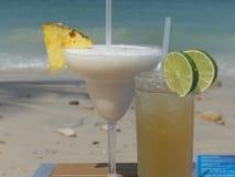 Tropische cocktails 2 Royalty-vrije Stock Fotografie
