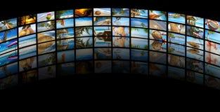 Tropische collage Royalty-vrije Stock Afbeelding
