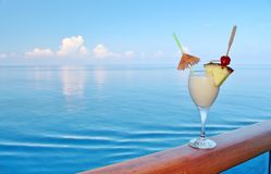 Tropische drank Royalty-vrije Stock Foto