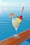 Tropische drank Royalty-vrije Stock Afbeeldingen