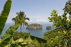 Tropische eilanden Royalty-vrije Stock Foto's