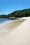 Tropische eilandvlucht Royalty-vrije Stock Fotografie