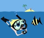 Tropische Feiertage Lizenzfreies Stockfoto