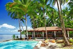 Tropische Ferien Lizenzfreies Stockfoto
