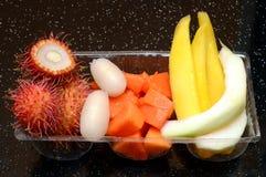 Tropische Früchte Stockfotografie