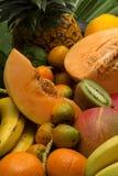 Tropische Früchte Lizenzfreies Stockfoto