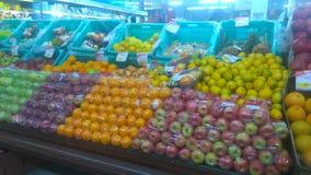 Tropische Früchte von Mauritius lizenzfreies stockfoto