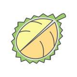 Tropische Frucht Lizenzfreie Stockfotos