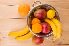 Tropische Frucht Abschluss oben Lizenzfreie Stockfotos