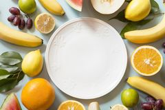 Tropische Frucht stockbilder