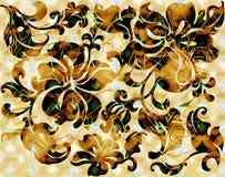 Tropische Graffiti vector illustratie