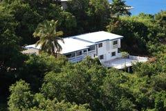 Tropische Immobiliën stock fotografie