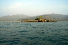 Tropische Insel Lizenzfreie Stockfotos
