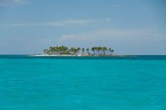 Tropische Insel stockfotografie