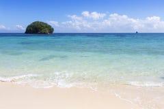 Tropische Insel Lizenzfreie Stockfotografie
