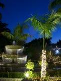 Tropische Kerstmis Stock Foto
